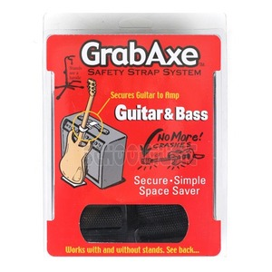 GrabAxe Guitar Safety Strap system (간이스탠드)