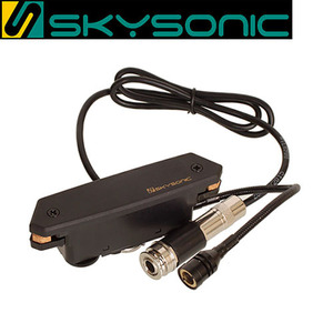 Skysonic T-902 Active Magnetic pickups 어쿠스틱픽업(2way)