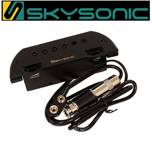 Skysonic T-903 Active Magnetic pickups 어쿠스틱픽업(2way)