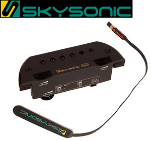 Skysonic PRO-1 Active Magnetic pickups 어쿠스틱픽업(3way)