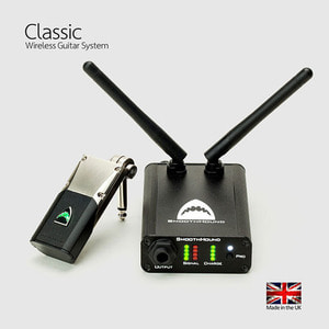 SmoothHound Classic Wireless Guitar System 와이어리스 기타 시스템 /무선