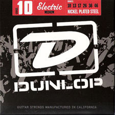 DUNLOP Electric Midium(DEN2016)
