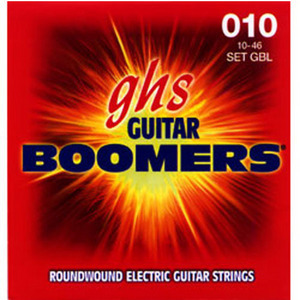 GHS boomers일렉기타줄(010게이지)